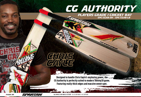 CG Series (Chris Gayle)