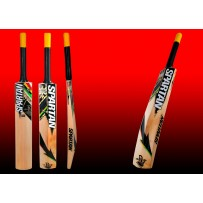 Spartan CG Run Grade 4 English Willow Cricket Bat