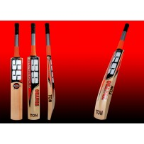 SS TON Orange 2nd Grade English Willow Cricket Bat