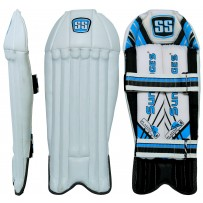 SS Sunridges Platino Cricket Wicket Keeping Leg Guards